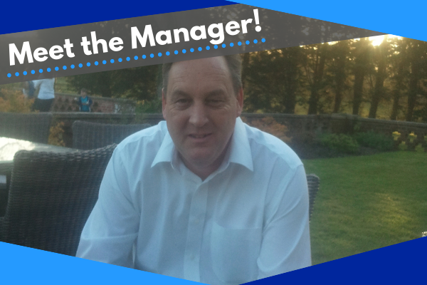 Meet the Manager - Keith Short